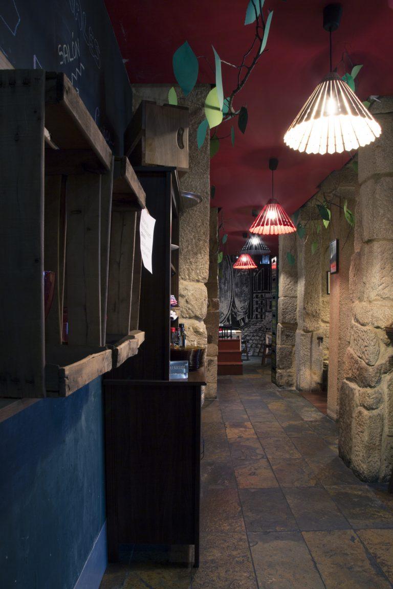 fotografía de interiorismo en Pontevedra