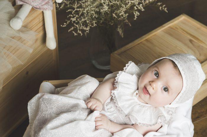 foto bebé familias e infantil en Cambados
