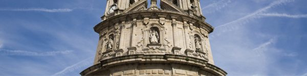 Iglesia de A Peregrina en Pontevedra