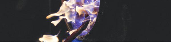 punto de libro queimada